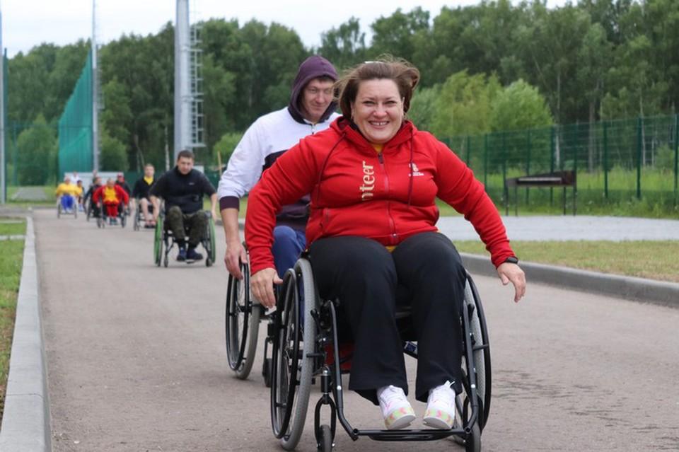 Инвалидность - не препятствие для счастливой и активной жизни Фото: Инватур