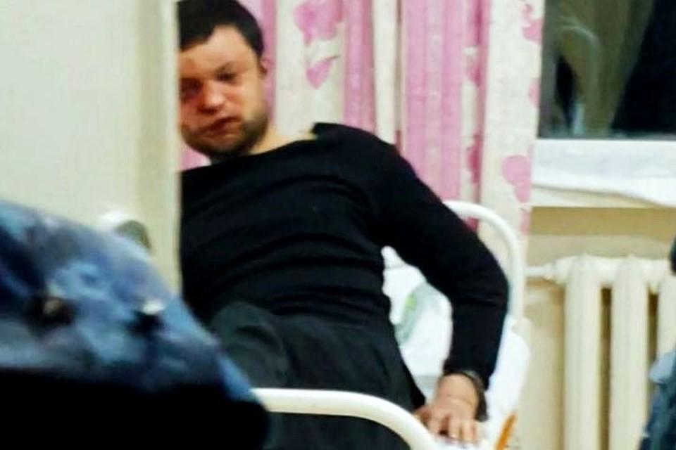 Дмитрий получил серьезные травмы, находясь в колонии. Фото: предоставлено семьей пострадавшего