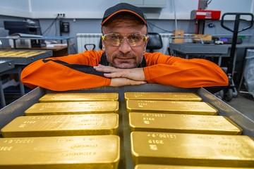 Как мы мыли золото на Колыме