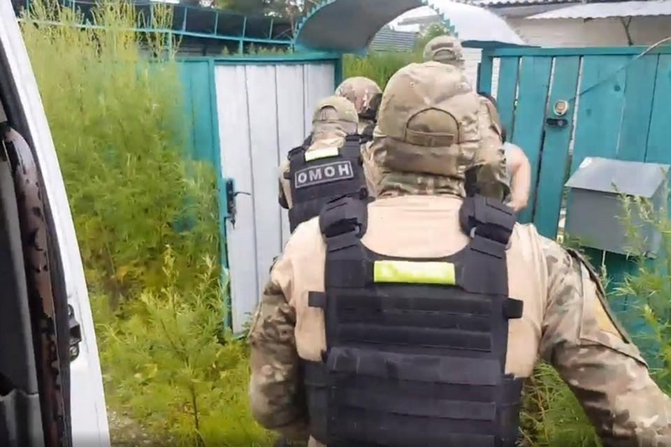 В Хабаровском крае полиция накрыла одну из крупнейших нарколабораторий в России