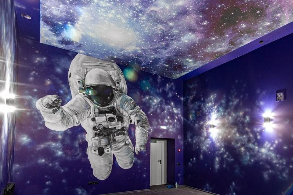 В Кемерове открыли обновленный планетарий. Фото: Пресс-служба АКО