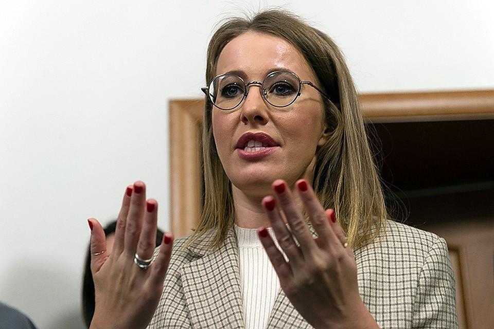 Больше всех в «Инстаграме» зарабатывает светская львица и экс-кандидат в президенты Ксения Собчак