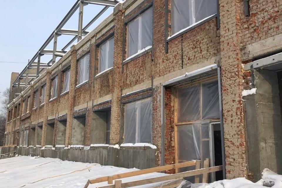 В Новокузнецке сорваны сроки строительства онкодиспансера. Фото: Сергей Кузнецов/ Instagram