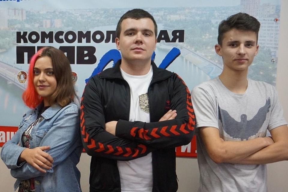 Алевтина Домник, Александр Бабак, Сергей Сергеев скидываются со своих стипендий и кормят нуждающихся. У ребят еще не меньше десятка единомышленников.
