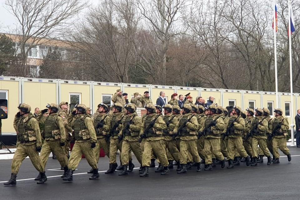 Бригада выступает ключевым звеном в формируемой системе обеспечения безопасности Крымского моста