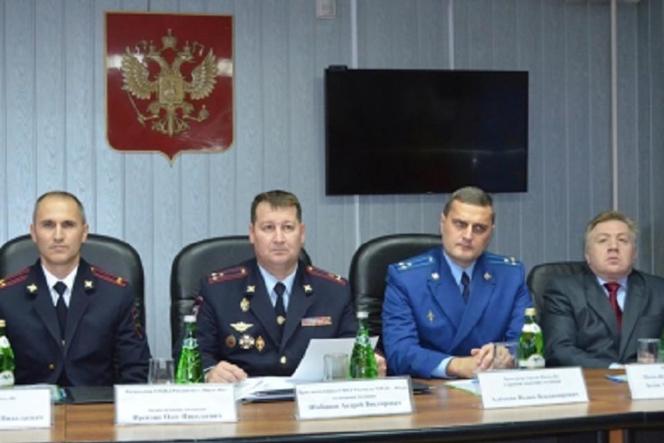 В Пыть-Яхе представлен новый начальник полиции. Фото с сайта УМВД по ХМАО-Югре