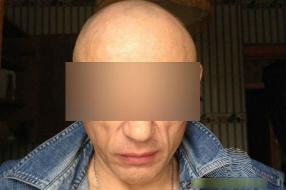 """Педофил, который похитил девочку в Иркутске, дважды сидел за изнасилование. Фото: """"Инцидент Иркутск""""."""