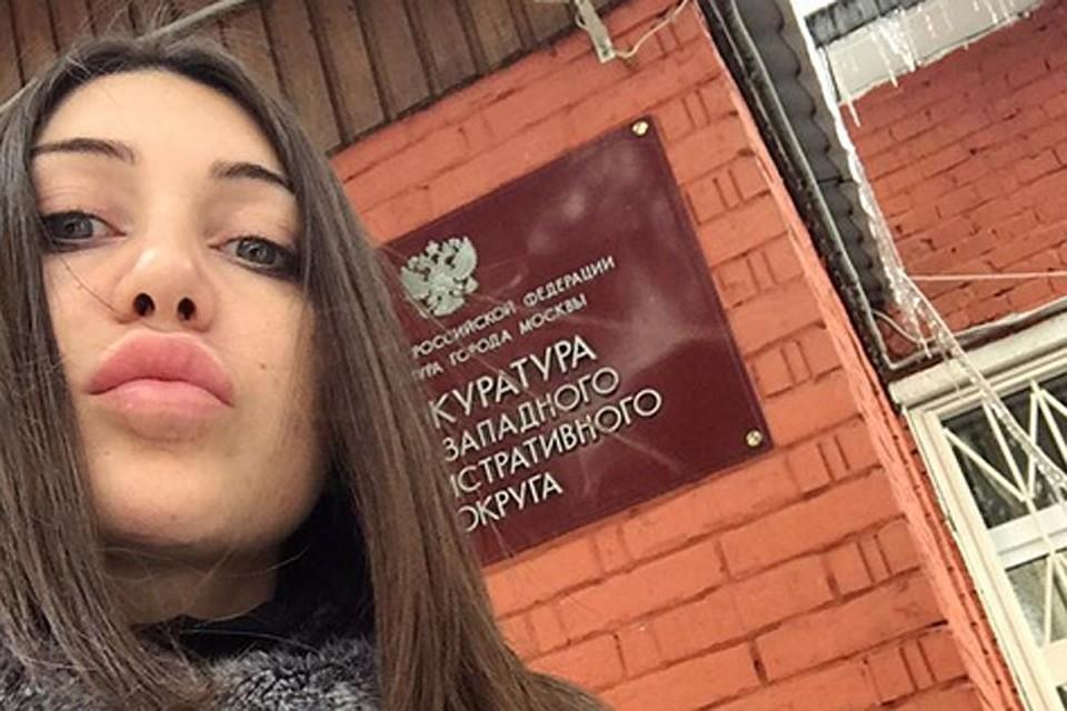Мара Багдасарян прославилась своими хулиганскими выходками за рулем своего автомобиля