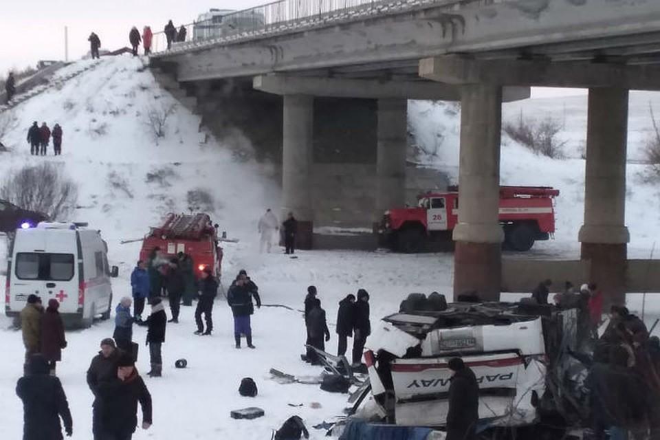 Предварительный список погибших в ДТП с автобусом в Забайкалье