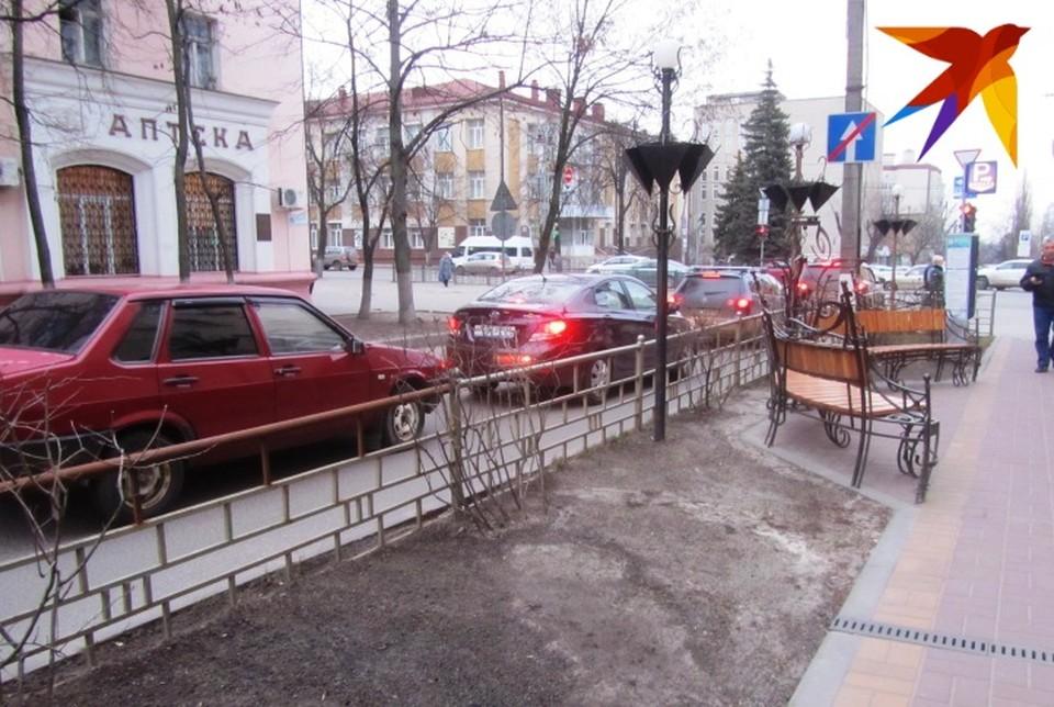 Авария произошла в Железногорске