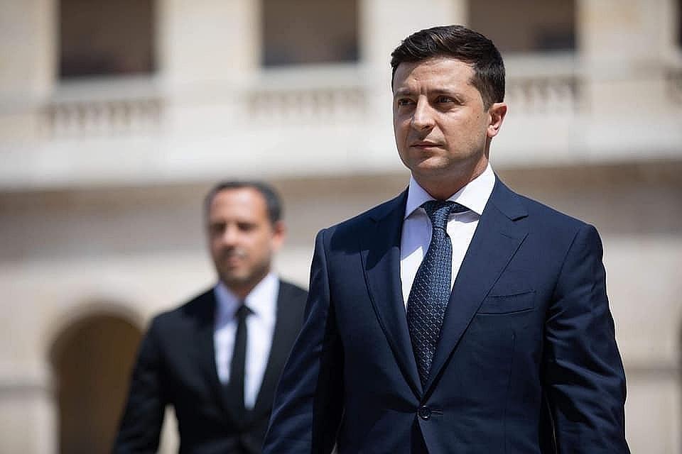 Эксперты отмечают, что у главы Украины есть заблуждения. Фото: официальная страница Владимира Зеленского