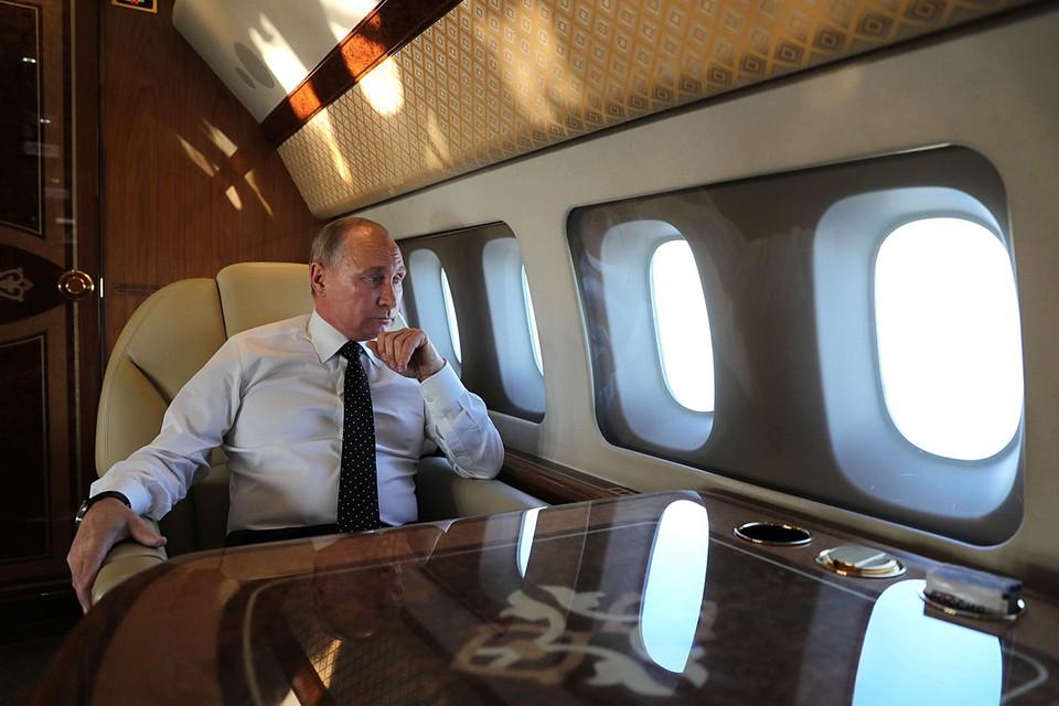 Произошедшее с президентским самолетом со стороны выглядело обыденно, и в этом заслуга и настоящее мастерство экипажа