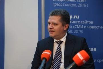 Антон Замков: «Единая цифровая платформа объединит все сервисы для транспорта и логистики России»