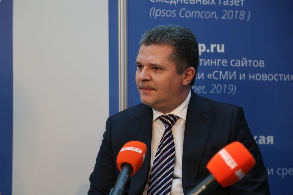 Антон Сергеевич Замков, директор Ассоциации «Цифровой транспорт и логистика» (ЦТЛ).