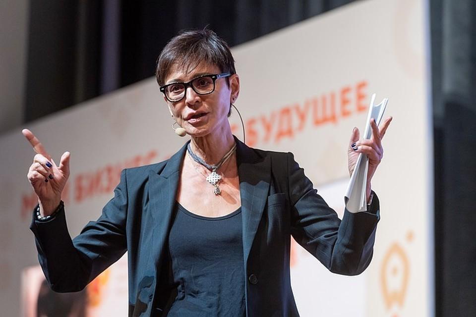 Ирина Хакамада выступит на форуме «Мой бизнес» в Москве с уникальной мотивирующей программой.