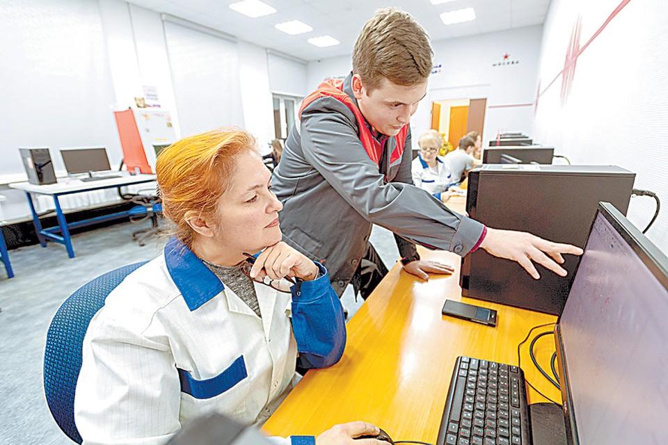 Обучение по программе «50+» проводят опытные и именитые профессионалы в своих компетенциях.