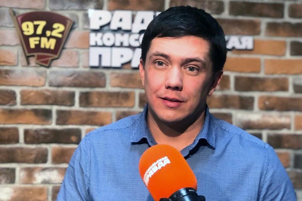 Владелец компании HelpLine Павел Смирнов.