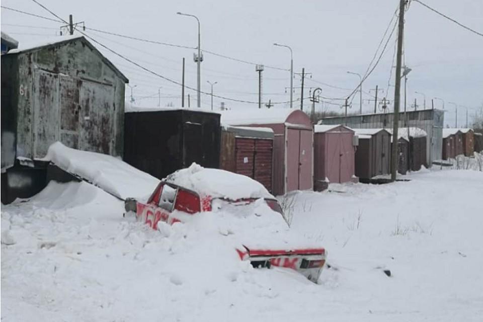 В Лабытнанги собственникам гаражей предложат альтернативный участок Фото: lbt.yanao.ru