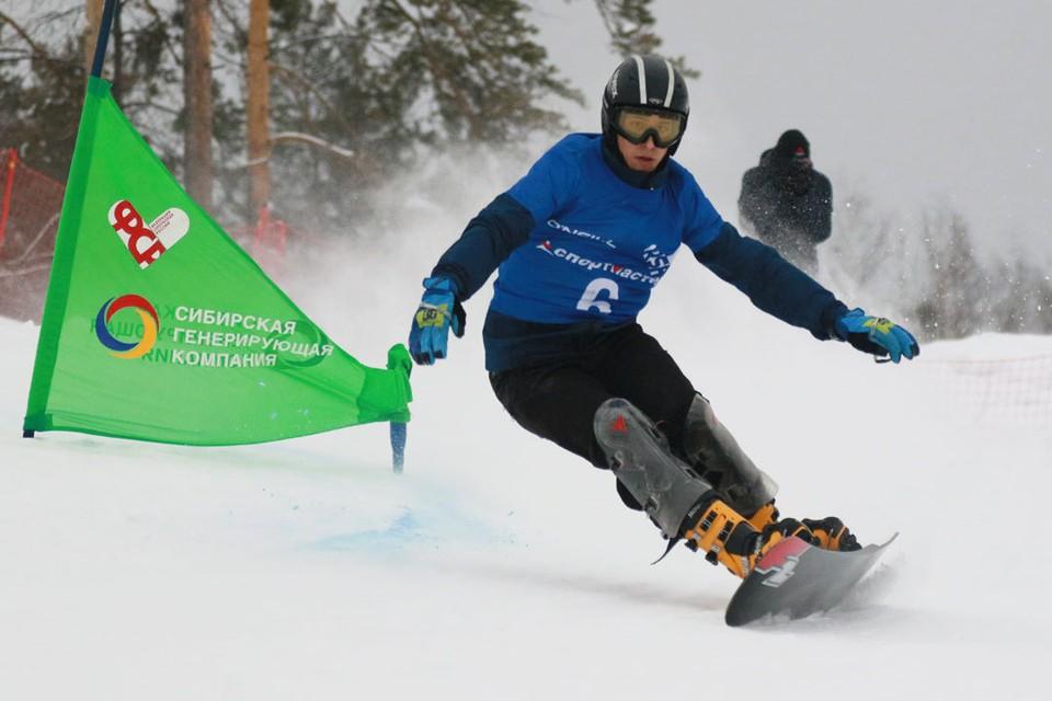 Соревнования проводились в двух дисциплинах.