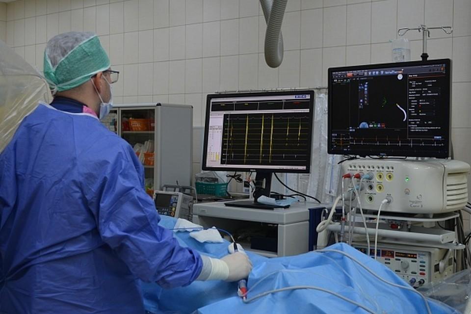 В Окружном кардиологическом диспансере готовятся к поставке нового оборудования. Фото с сайта cardioc.ru
