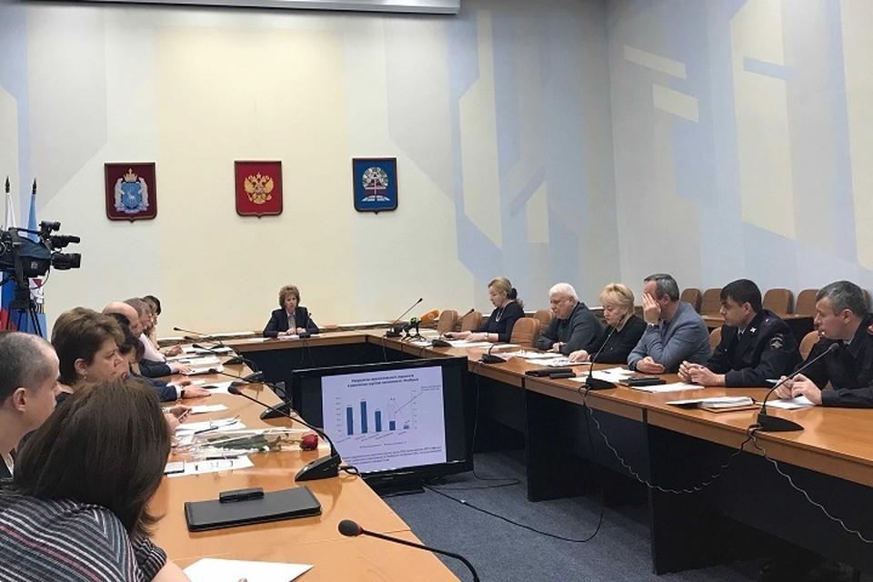 На Ямале назвали территории, где чаще регистрируют ВИЧ-инфекцию Фото: yanao.ru
