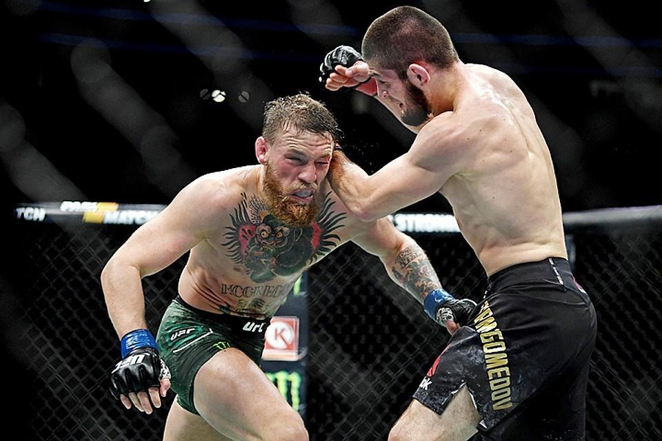 Конор Макгрегор и Хабиб Нурмагомедов могут встретиться уже в этом году. В UFC буквально мечтают о таком кассовом поединке