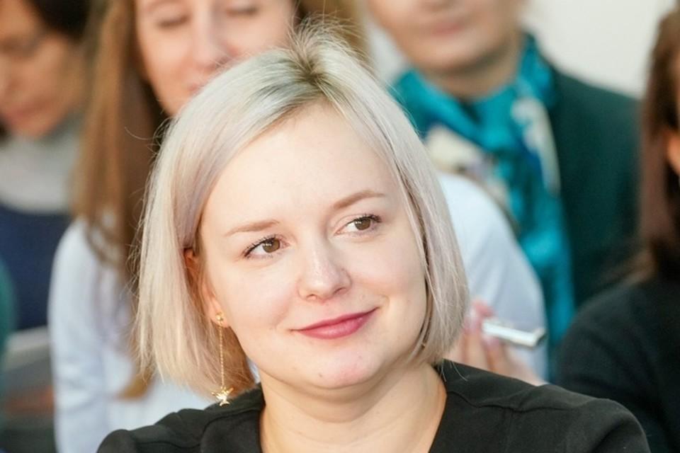 Александра Позднякова матом общалась с молодежью Фото: Молодежь города Сосновый Бор