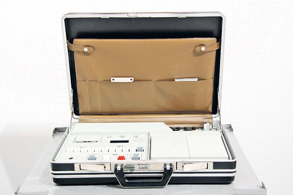 Этому ядерному чемоданчику уже полвека. Фото: нпоимпульс.рф/pages/museum