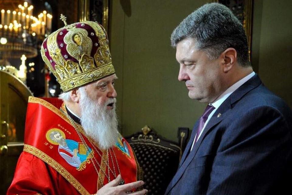 После победы Майдана совместно с занимавшим тогда пост президента Украины Петром Порошенко Филарет пытался организовать новую автокефальную православную церковь на Украине
