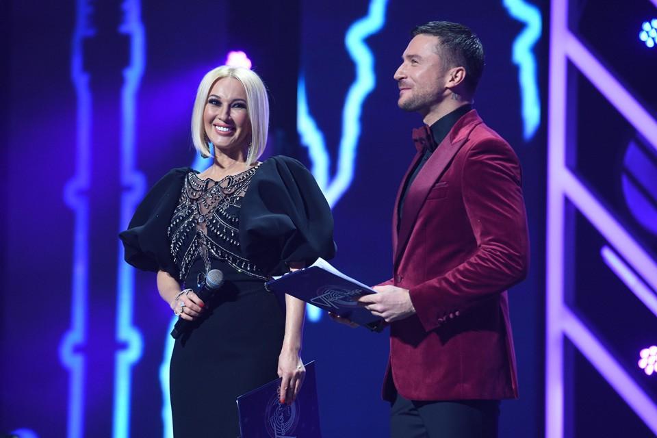 Лера Кудрявцева назвала Сергея Лазарева своим любимым артистом и мужчиной.