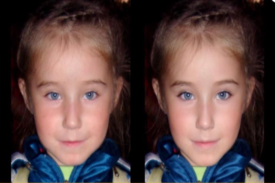 Сейчас девочке должно быть 14 лет. Фото: скриншот из телепроекта «Вернувшиеся» канала ТВ3