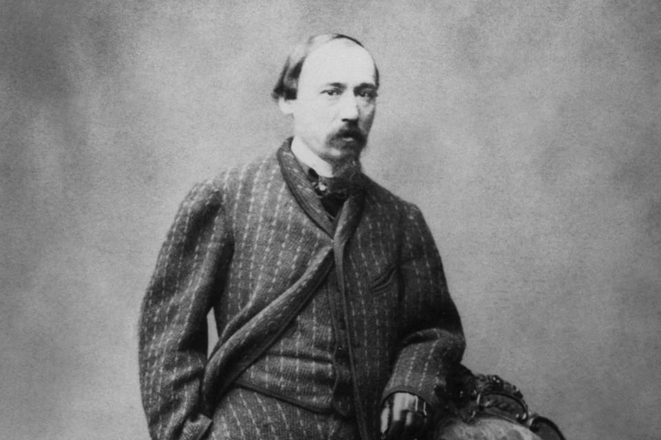 Николай Алексеевич Некрасов. Фото: ТАСС