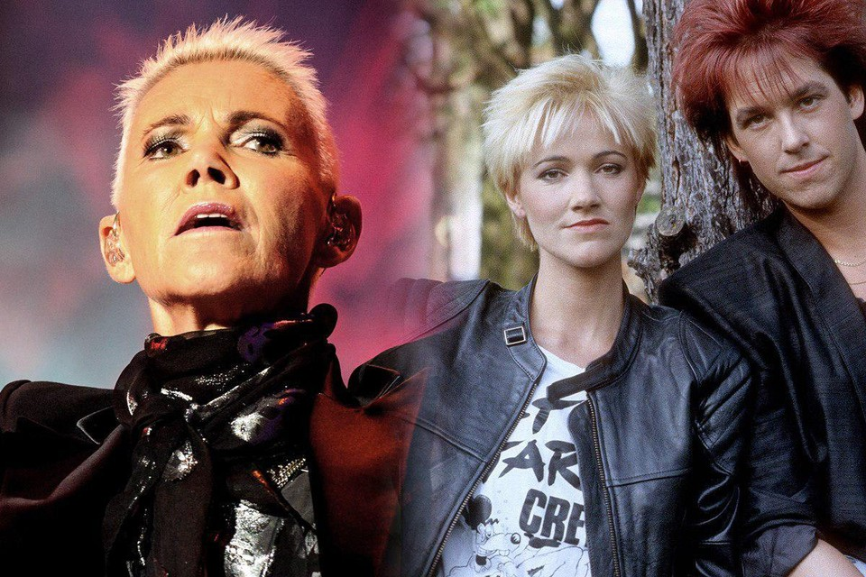 Умерла солистка шведской группы Roxette Мари Фредрикссон.