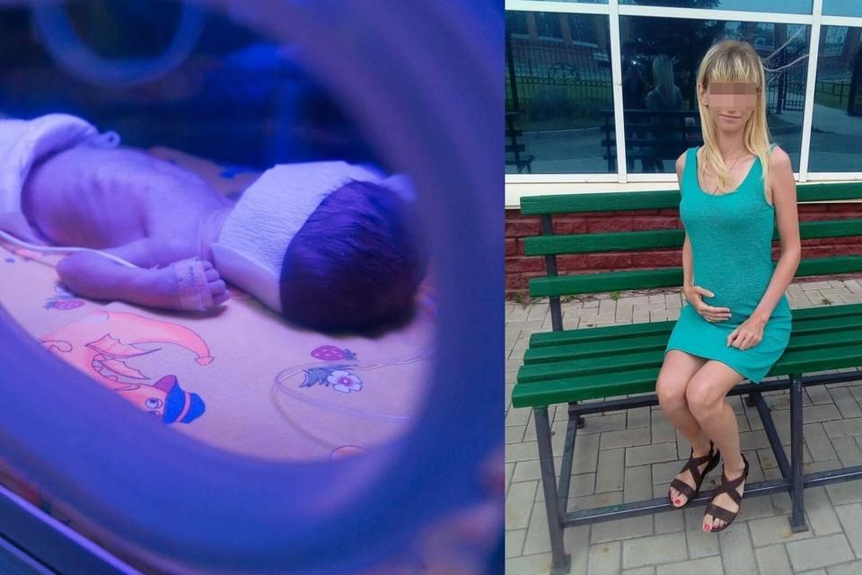 Ольга надеялась, что мальчик родится без генетических отклонений, но врачи поставили ребенку страшный диагноз. Фото: Владимир ЗОЛОТО\соцсети.
