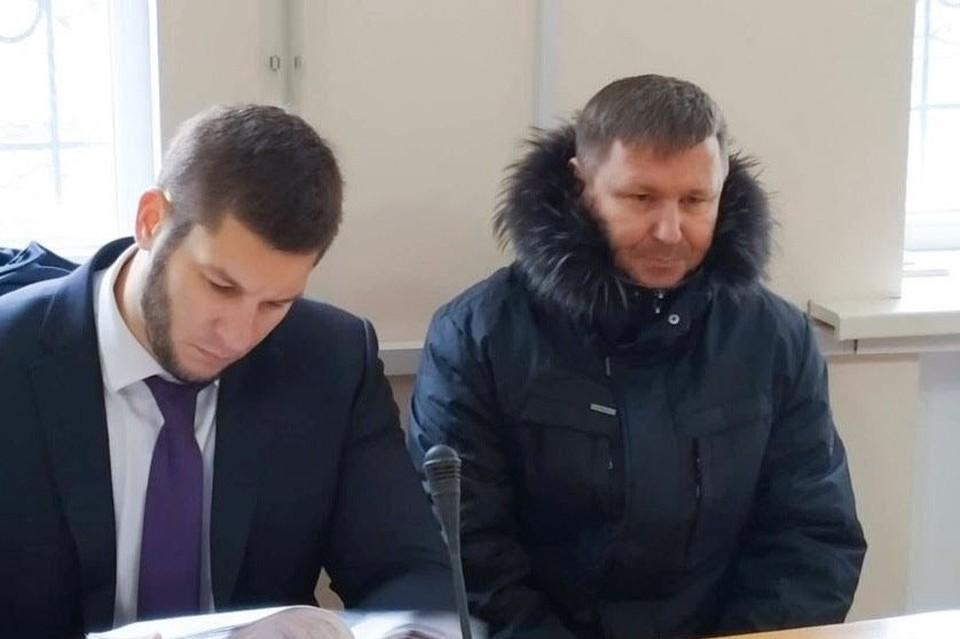 Заседание суда прошло в закрытом режиме. Фото: СМИ Украины