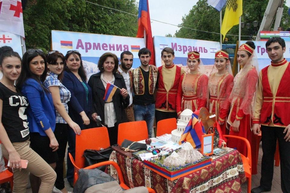 Армяне в Уфе ведут активный образ жизни - участвуют во многих мероприятиях города