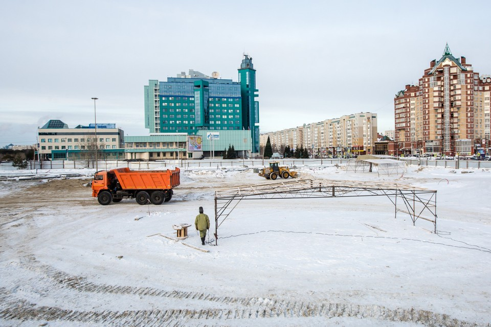 Создание комфортной городской среды – одно из направлений, входящих в нацпроект «Жилье и городская среда». Фото пресс-службы администрации Сургута