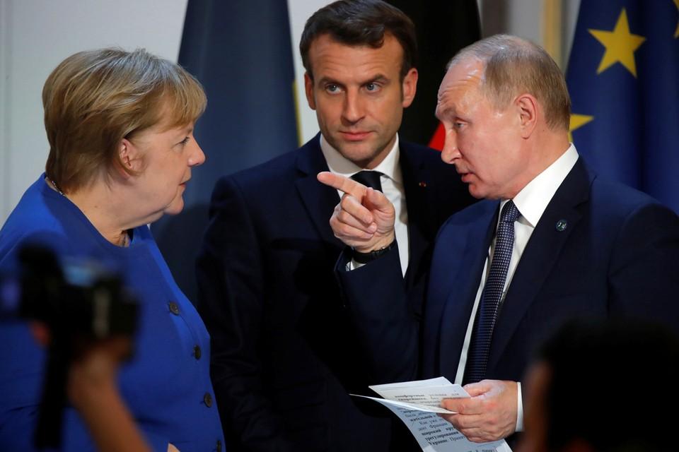 В Кремле посчитали неуместным искать «победителей»