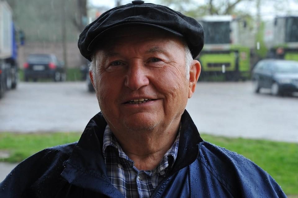 Юрий Лужков проходил лечение в той же клинике, что и первый президент СССР Михаил Горбачев