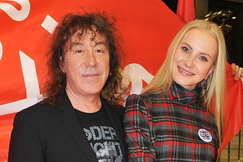 Владимир Кузьмин месяц назад вернулся к своей третьей жене Екатерине Трофимовой