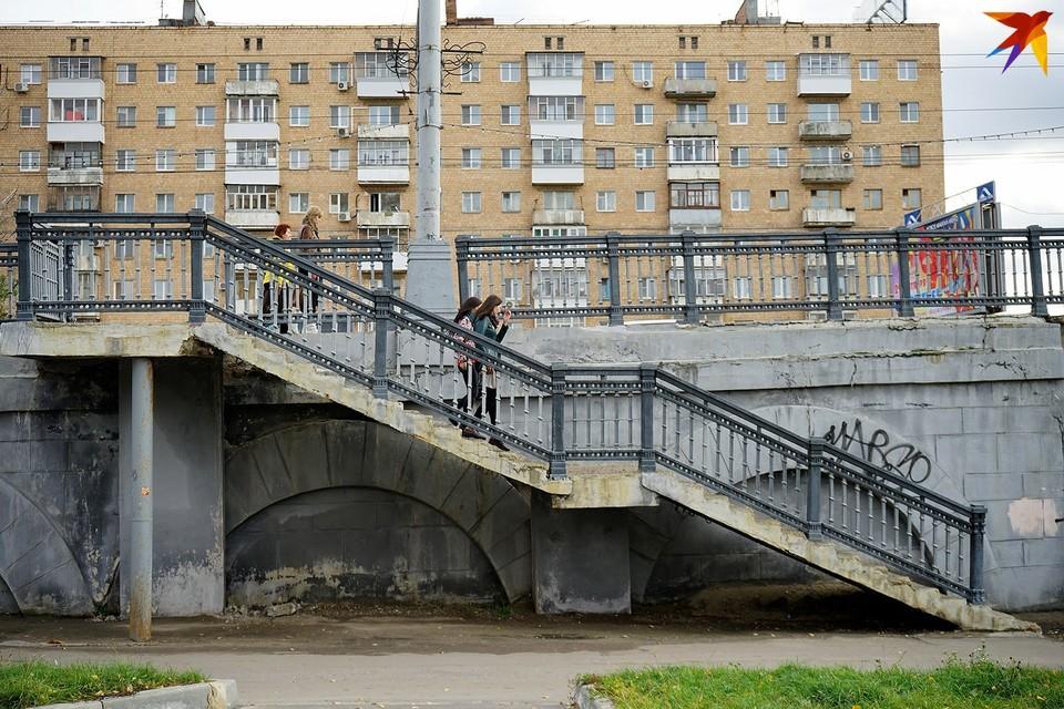 По графику, ремонт Красного моста должен начаться в 2021 году