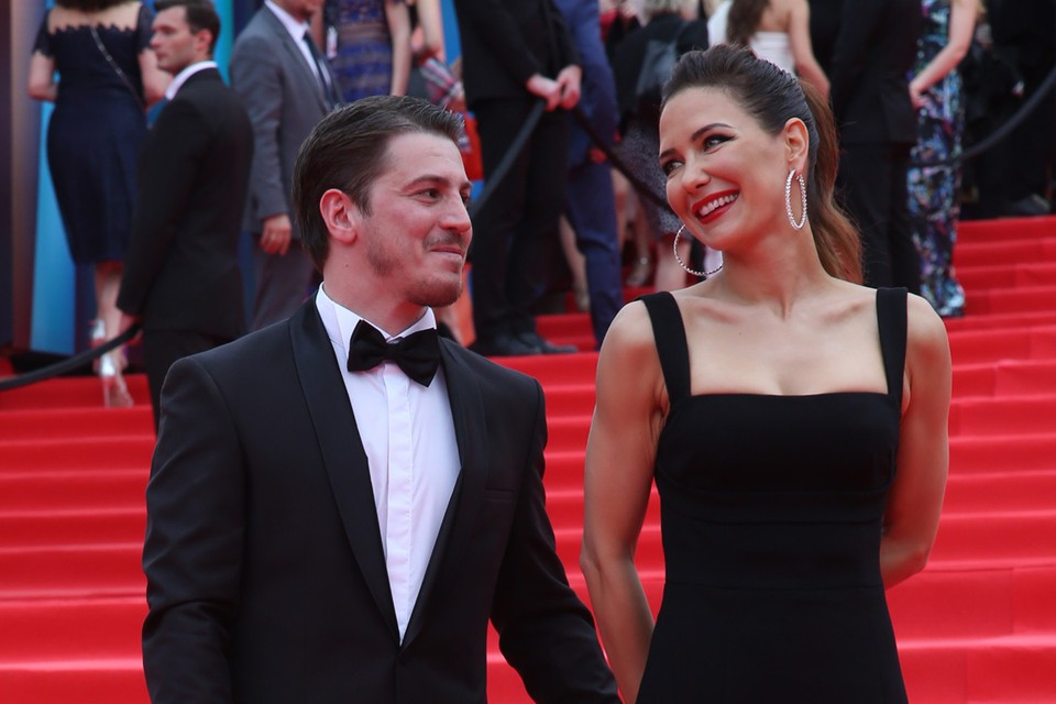 Екатерина Климова и Гела Месхи после развода сумели сохранить хорошие отношения.