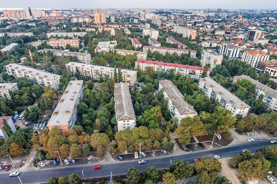 В Краснодарском крае благоустраивают парки и зоны отдыха.