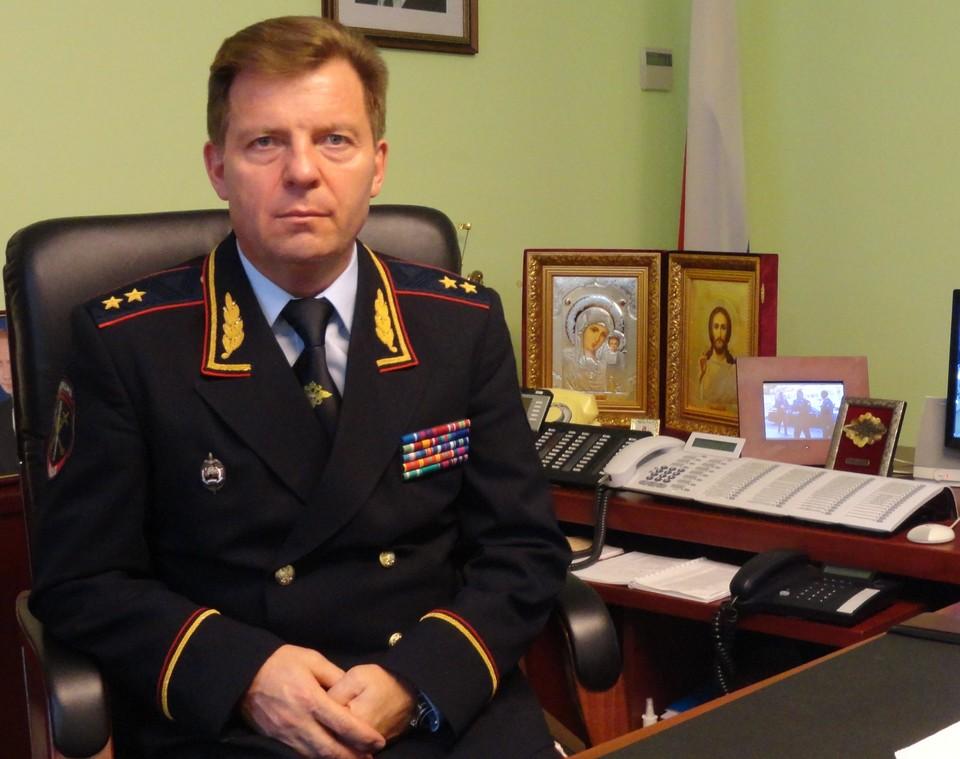 Евгений Мартынов ранее возглавлял УМВД РФ по Калининградской области.