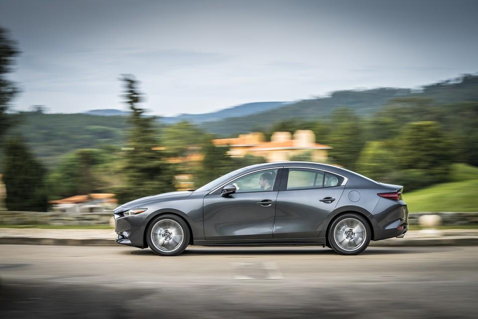 Mazda 3. Фото: производителя.