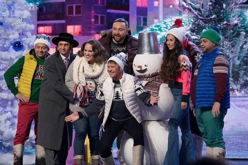 """Традиционно """"Уральские пельмени"""" покажут новогоднее шоу 31 декабря. Фото: пресс-служба СТС."""