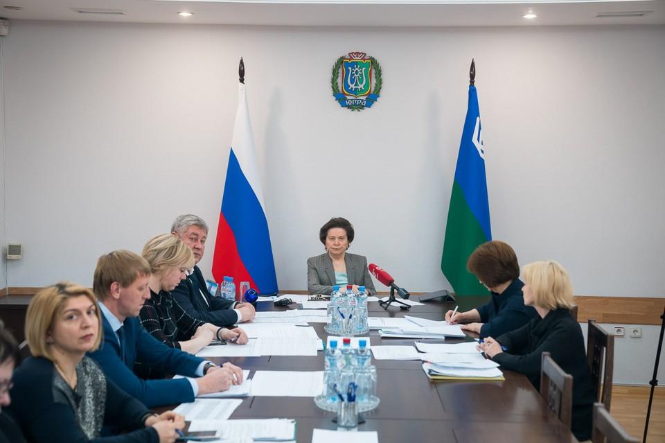 Встреча должна была подвести итоги того, что было предпринято в 2019 году в жилищной сфере. Фото admhmao.ru