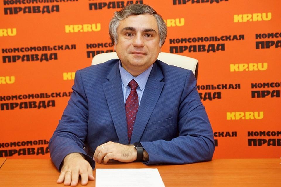 """Виктор Акопьян подвел первые итоги реализации нацпроекта """"Образование"""""""