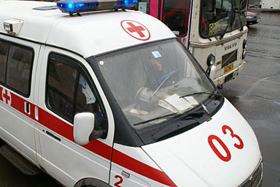 Прямиком с трассы водитель попал на больничную койку