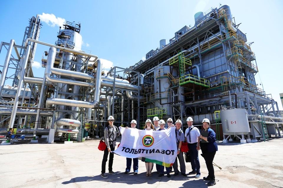 Производственными успехами предприятие обязано модернизации мощностей.